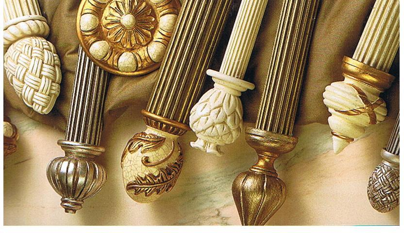Decorative Rods Lalor