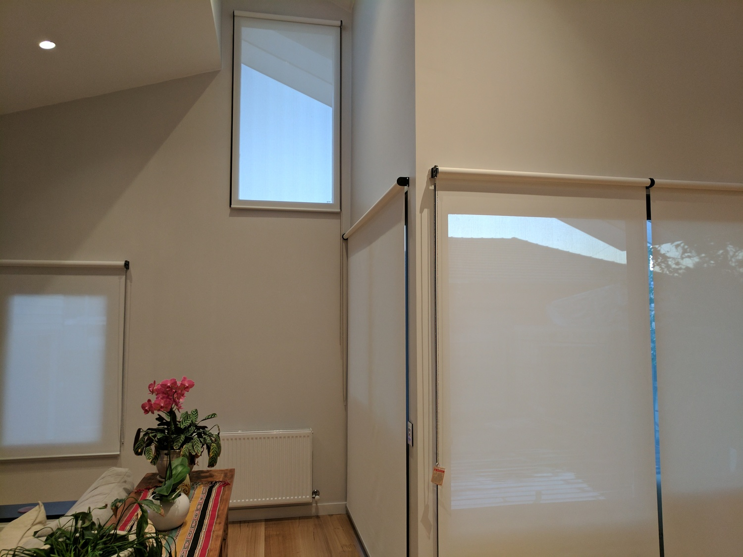 Sunscreen Roller Blinds Doncaster