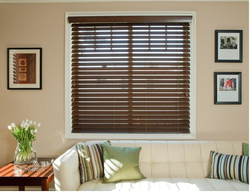Wooden Blinds Lalor